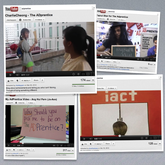 iact video submissions